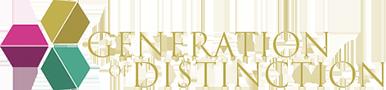 Generation of Distinction Logo